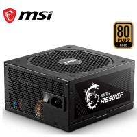 MSI MPG A650GF ( Max Power 650W/ 80 Plus Gold/Japa...
