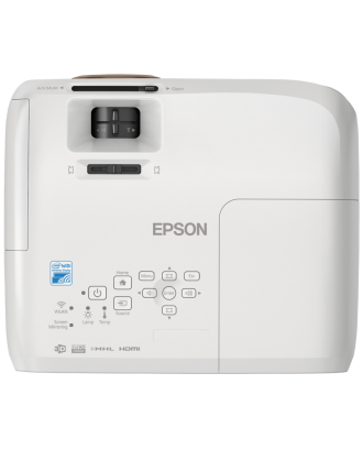 Epson EH-TW5350 3LCD Projector Full HD 3D (2,200 ANSI Lumens, Wifi )