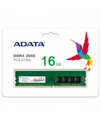 Adata 16GB 2666MHz ( 16GB DDR4 / 2666MHz )