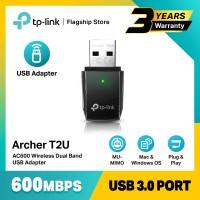Archer T2U AC600 Wireless Dual Band USB Adapter...