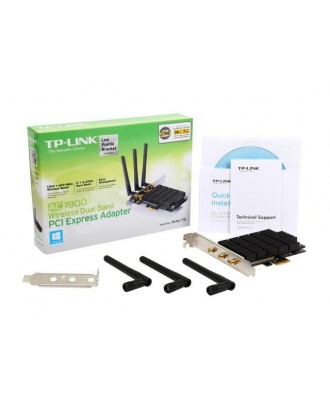 TP link Archer T9E AC1900 Wireless Dual Band PCI Express Adapter