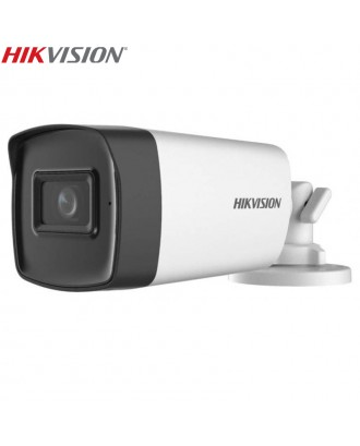 HIKVISION DS-2CE17H0T-IT3FS 5MP Audio Fixed Bullet Camera