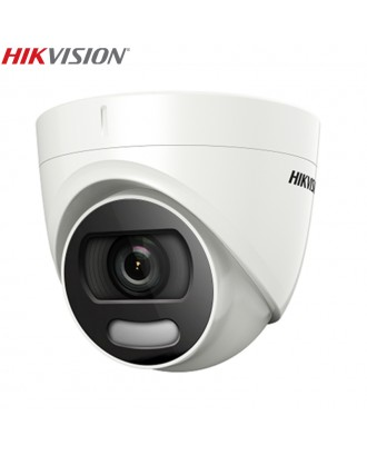 HIKVISION DS-2CE72DFT-F 2MP ColorVu Fixed Turret Camera