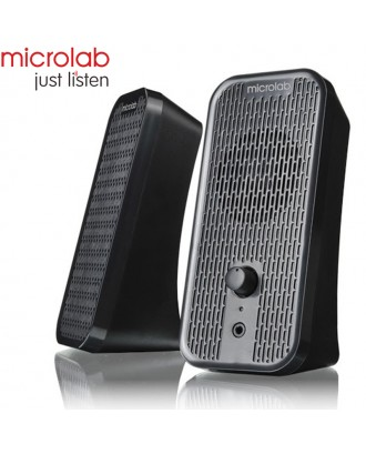 MICROLAB B-55 v2 USB POWERED STEREO SPEAKERS