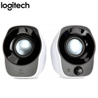 Logitech Z120 Compact Stereo USB Powered Speakers...