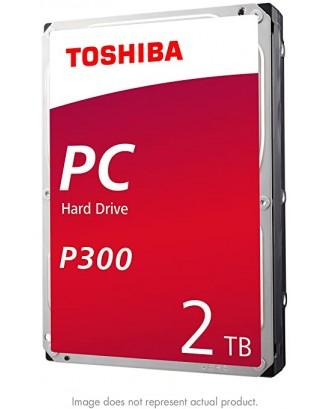 "Toshiba P300 2TB ( 3.5"" / 7200rpm / Cache 64MB )"