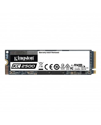 KC2500 NVMe PCIe 1TB (PCIe M.2 1TB / Read Speed up to 3500MB/s )