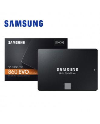 Samsung 860 EVO 250GB (Sata III 6Gb/s 250GB)