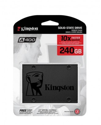 KingSton A400 240GB (Sata III 6Gb/s 240GB)
