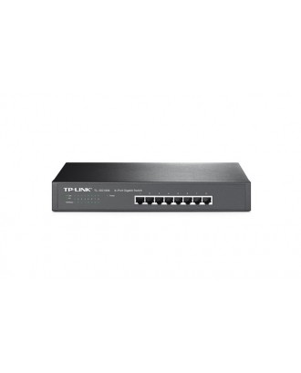 Tp link TL-SG1008 8-Port Gigabit Desktop/Rackmount Switch