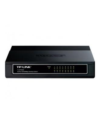 Tp-Link TL SF1016D 16-Port 10/100Mbps Desktop Switch
