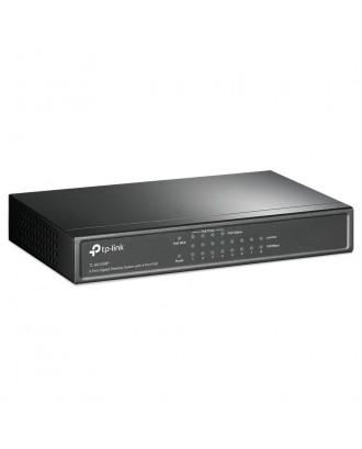 Tp link TL-SG1008P 8-Port 10/100/1000Mbps 8-Port Gigabit Desktop Switch with 4-Port PoE+
