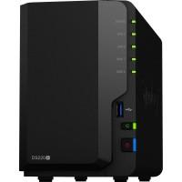 Synology 2 Bay NAS DiskStation DS220 +...