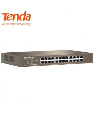 "TendaTEG1024D 24-Port 10/100/1000 Gigabit Switch (13"")"