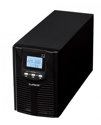 TRUPOWER TP903II 3KVA LCD ONLINE PREMIUM