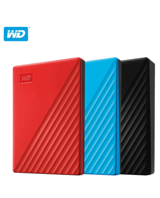WD 4TB My Passport USB 3.2 Gen 1 External Hard Drive