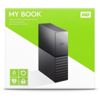WD My Book External HDD 4TB 3.5