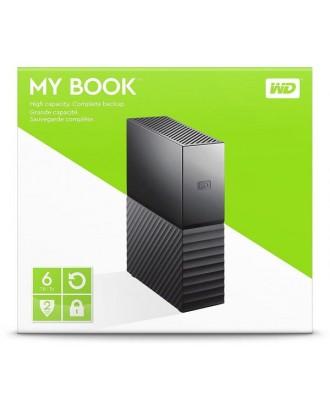 "WD My Book External HDD 4TB 3.5"" (USB 3.2 Gen 1)"